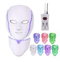 7 Color Led Photon Light Therapy Machine