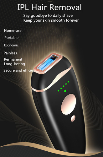 IPL Hair Removal homeuse ice care painless INVT14