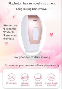 IPL Hair Removal homeuse ice care painless INVT15